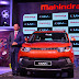 Mahindra launches its compact SUV, the KUV100 at a price of INR 4.42 lac onwards