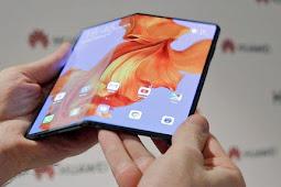 Jadi Saingan? Begini Speksifikasi dan Harga Huawei Mate X Berkoneksi 5G
