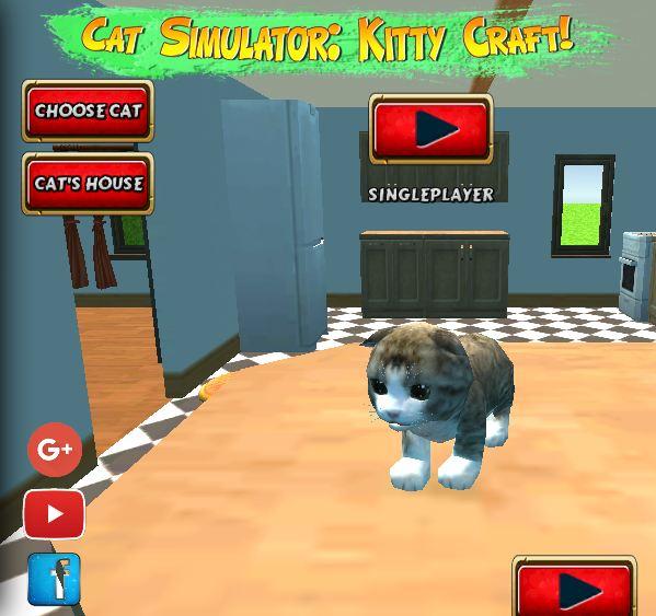 Cat simulator unblocked