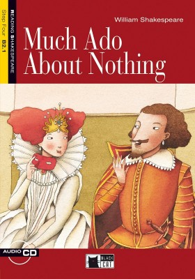 Shakespeare much ado about nothing book