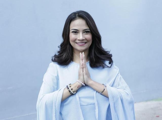 Putus dari Polisi dan Cucu Soekarno, Vanessa Angel Sudah Punya Pacar Baru Lagi