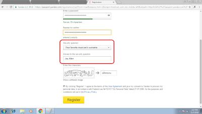 Tutorial Membuat Email Tanpa Verifikasi Nomor HP 4