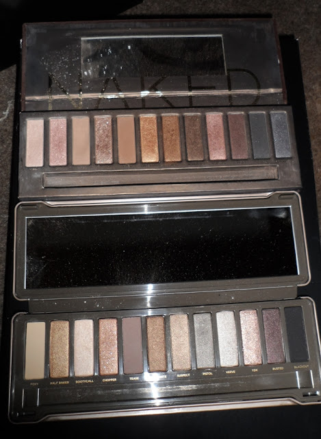 Urban Decay Naked 2 Palette Review - I Heart Cosmetics-5818