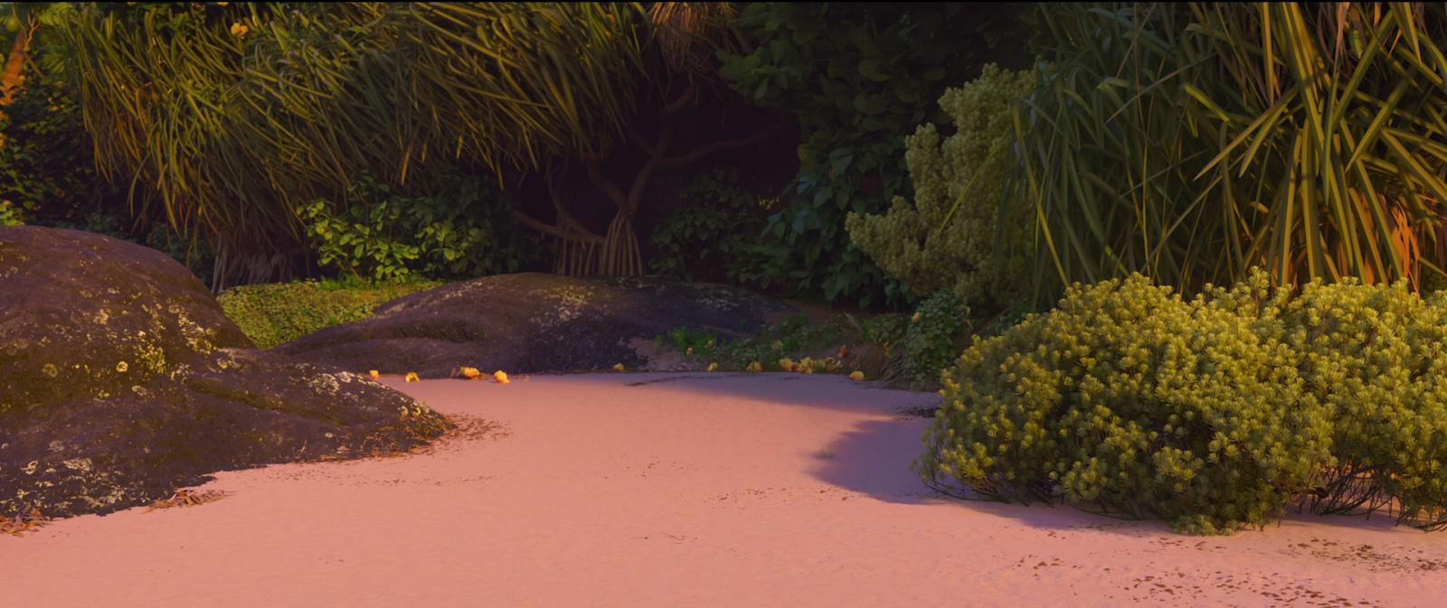 Moana Un Mar De Aventuras (2016) 1080p BD25 LATINO 2D y 3D 2
