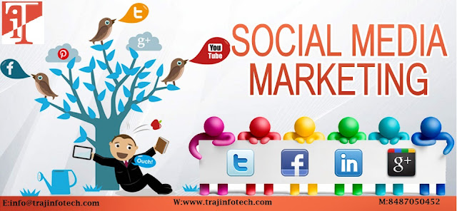 Social Media Marketing-Traj InfoTech