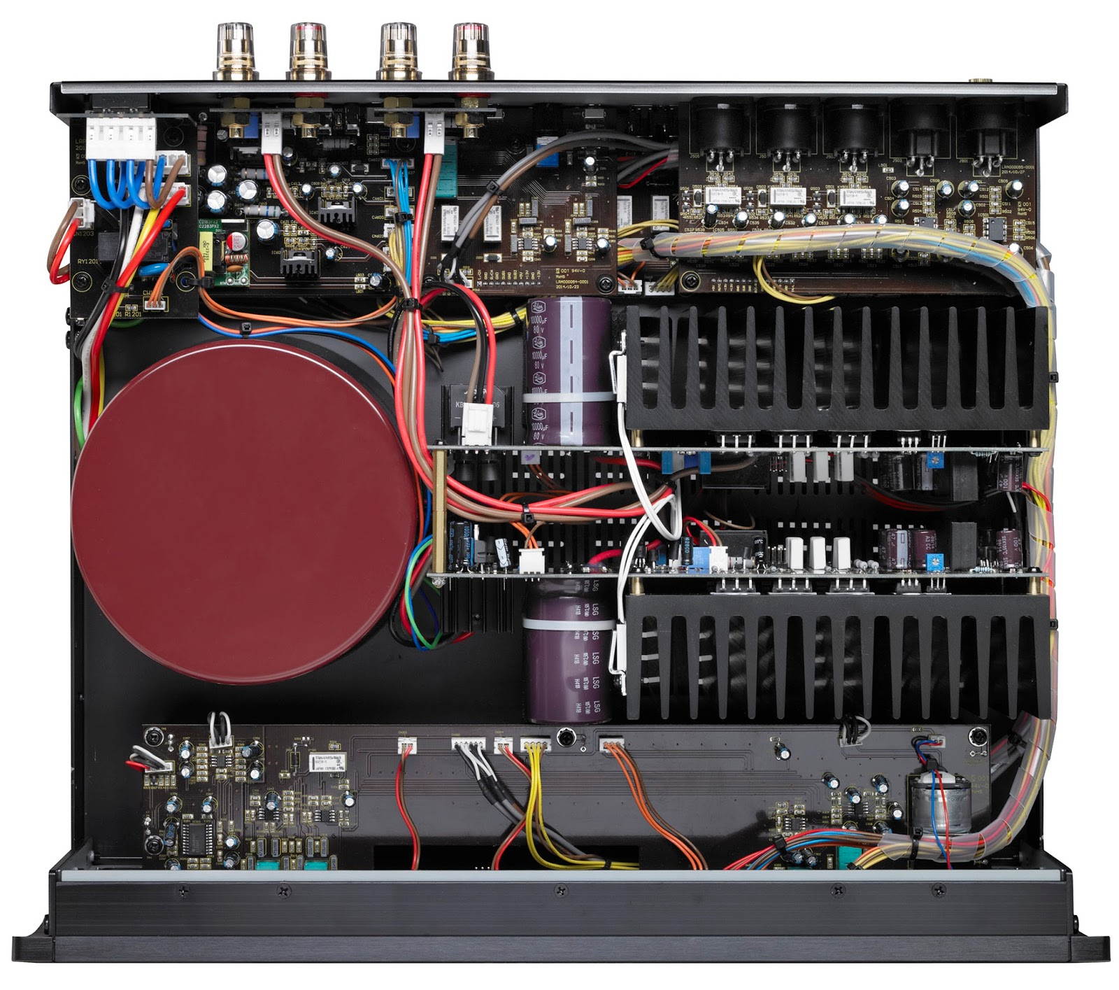 Everything Audio Network Audiophile Reviewparasound Halointegrated Tone Control Include Subwoofer Out Quality Parts Design Make The Halo A Fantastic Value