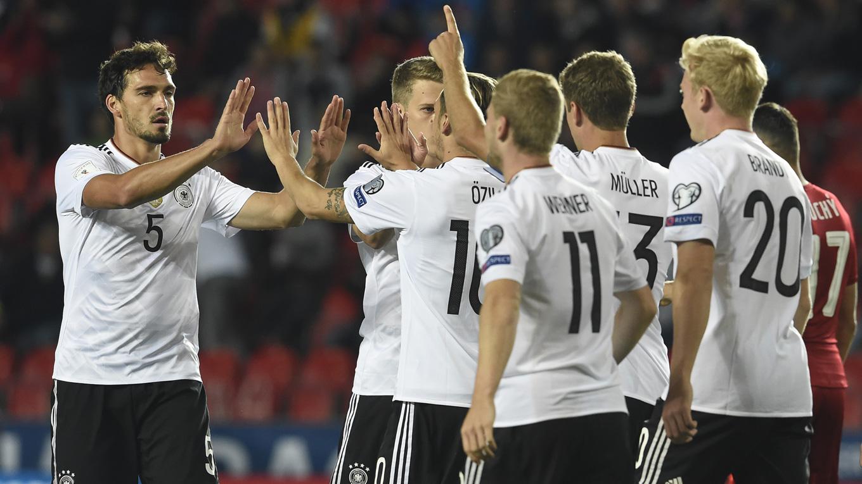 Os convocados da seleção alemã para Copa do Mundo na Rússia serão  divulgados pelo técnico Joachim Löw no dia 15 de maio 98559cea68b1a