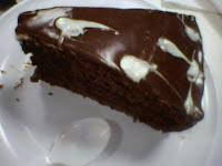 Receta : Torta de chocolate y naranja