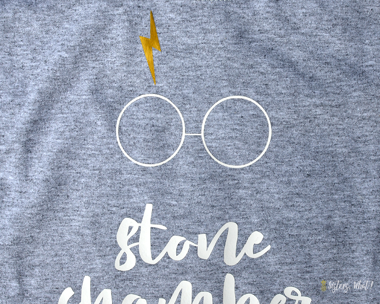 Plus I also shared these fun Harry Potter shirts that I made for my kids.  I'm excited to share a new Harry Potter post.