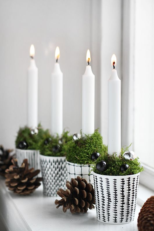 The Most Alluring DIY Scandinavian Christmas Decoration Ideas