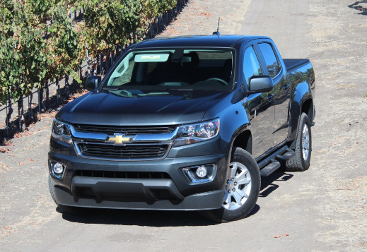 2017 Chevrolet Colorado ZR2 Crew Cab V-6 Review