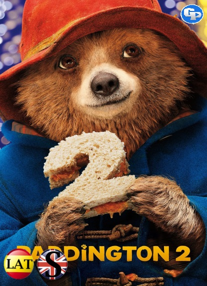 Paddington 2 (2017) HD 720P LATINO/INGLES