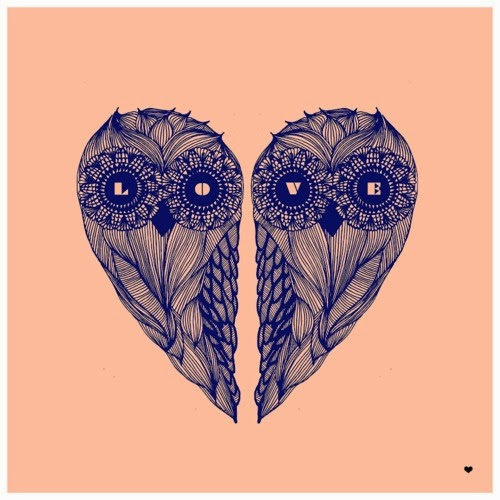 Tattoo Art And Style Love Heart Owls Would Look Awesome