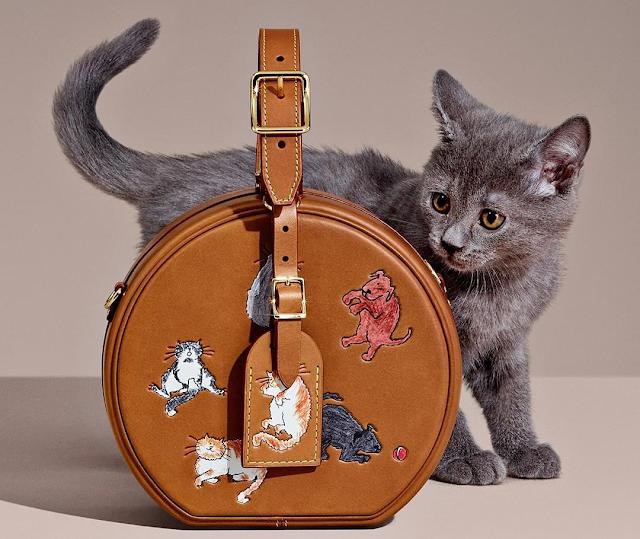 Louis Vuitton borsa petite boite chapeau Catogram