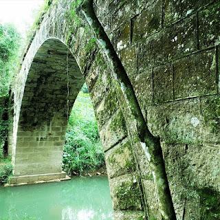 Ponte do Império, Candelária (RS)