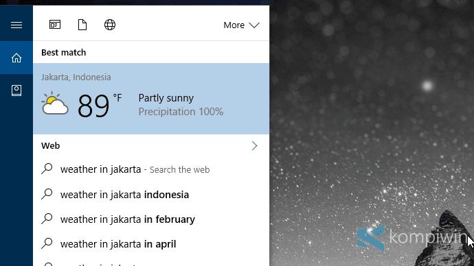 Cara Gunakan Cortana (dan Daftar Perintah Cortana) di Windows 10 4