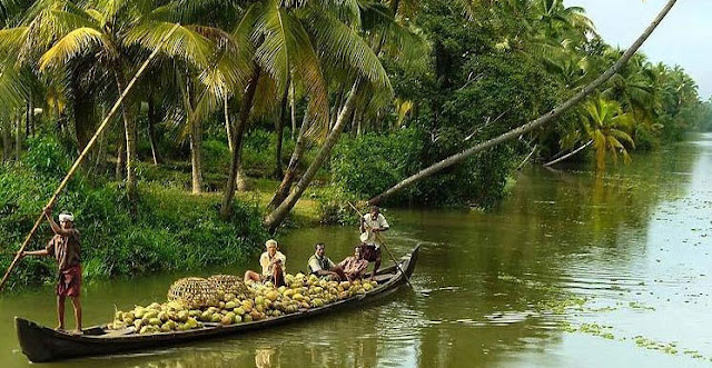 Kerala Backwaters wallpapers download