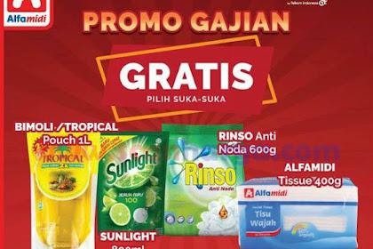 Promo Alfamidi Gajian 28 Januari 2019
