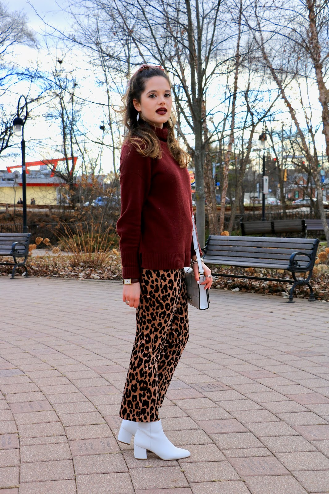 Nyc fashion blogger Kathleen Harper's cute winter outfit ideas