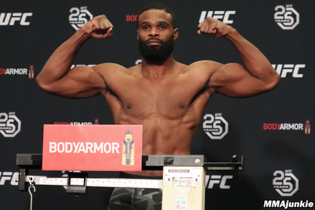 Tyron Woodley - UFC 228 Weigh In