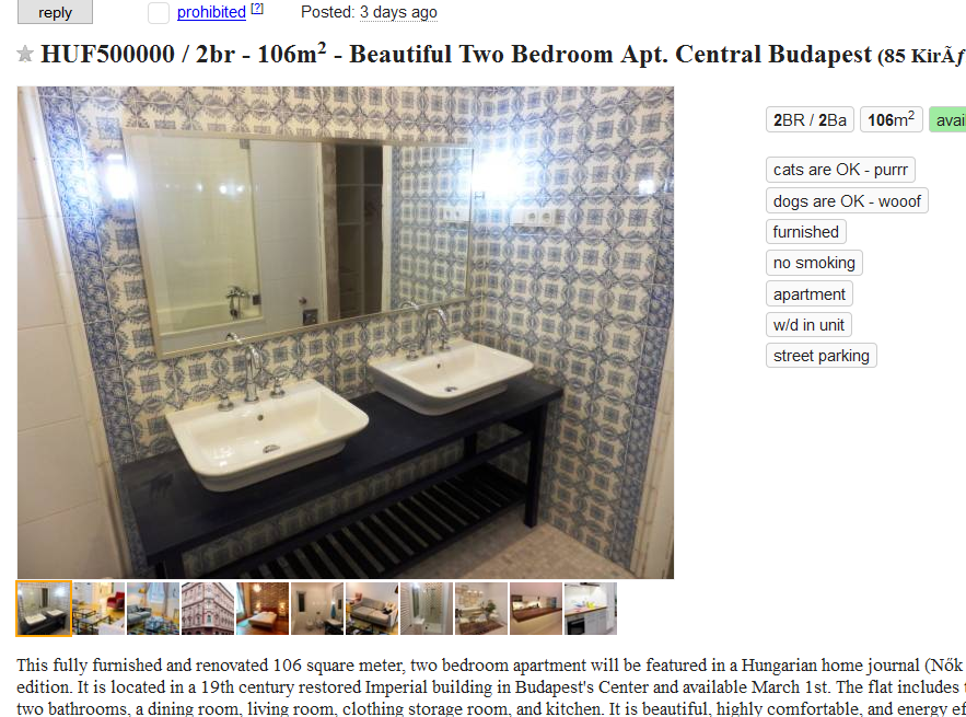 Journal Square Room For Rent