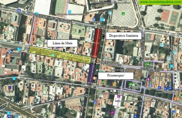 Transvulcania modifica su salida y meta para garantizar la seguridad de corredores y público