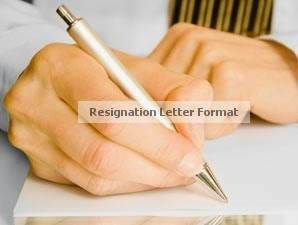 how to write a positive resignation letter