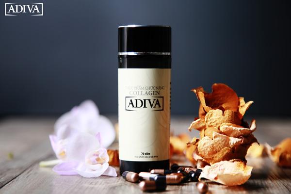 Công dụng đặc biệt của Collagen Adiva dạng viên với làn da