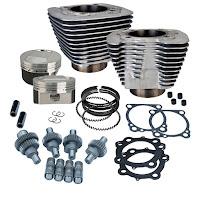1200cc to 1250cc Silver kit