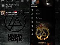 BBM LINKIN PARK Terbaru v3.2.5.12 Clone