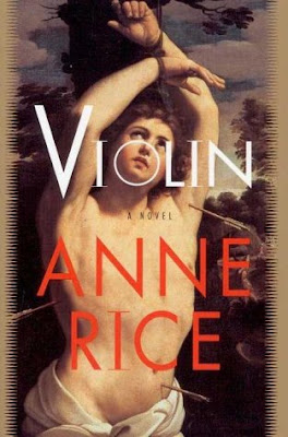 Violin by Anne Rice - a book review