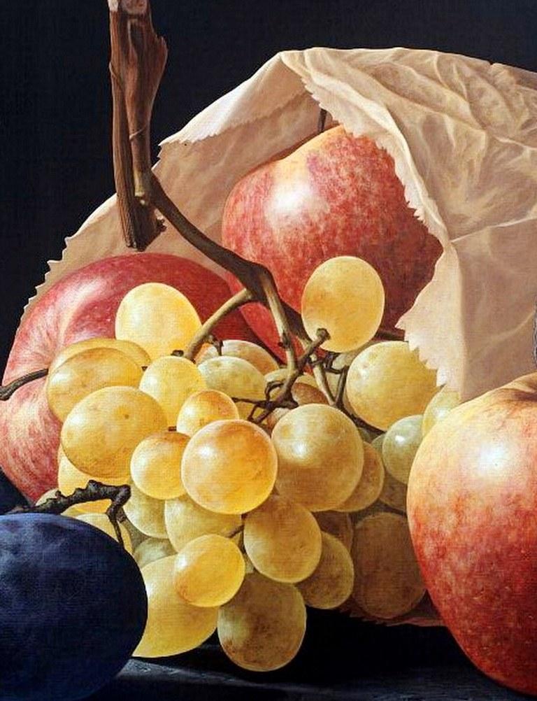 Cuadros modernos pinturas y dibujos bodegones de frutas - Cuadros bodegones modernos ...