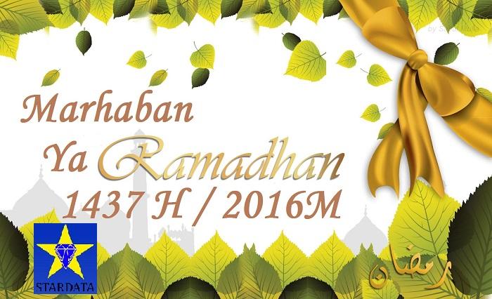 Selamat Menunaikan Ibadah Puasa Ramadhan 2016