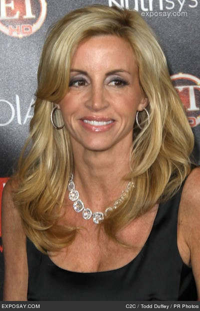 Gapitan World: American Damcer Camille Grammer Glamour Pics