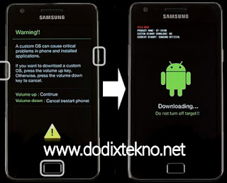 Tutorial Cara flash Samsung Galaxy S GT-I9000
