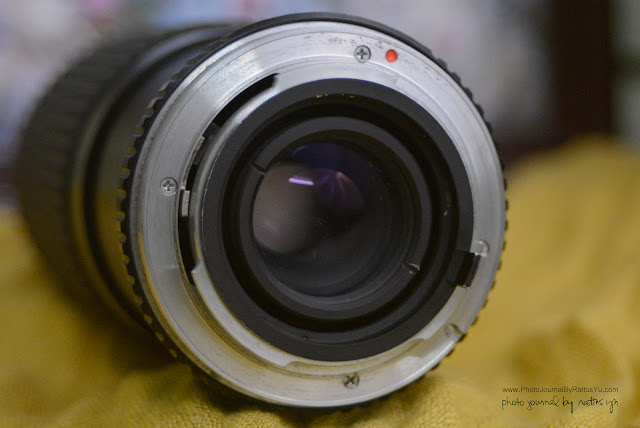Osawa MC 80-205mm f/4.5 Macro (First Impressions Only)