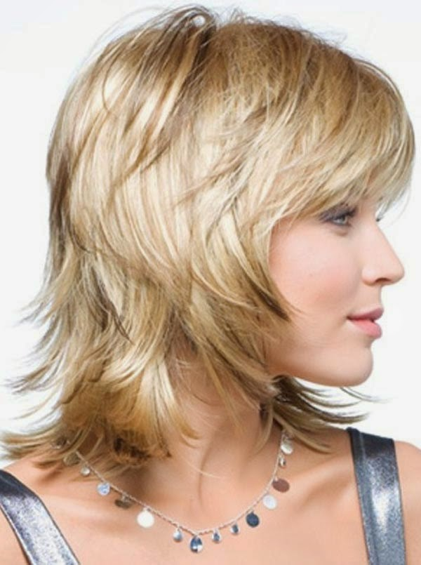 Layered Chin Length Hairstyles | Find your Perfect Hair Style