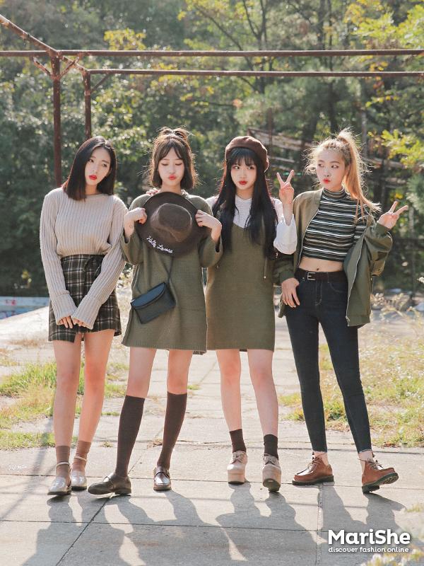 Korean Fashion Trends For School