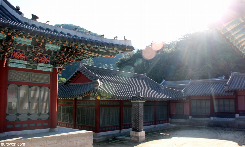 Construcciones tradicionales coreanas