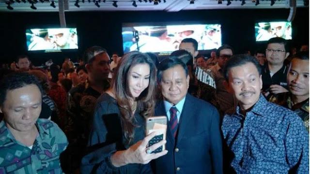 Para Pengusaha Tionghoa Dukung Prabowo Presiden