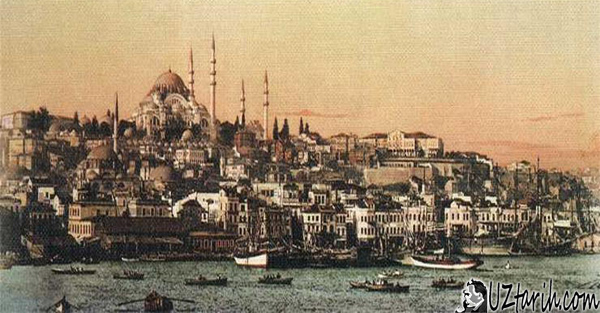 istanbul, süleymaniye