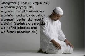 Inilah Dahsyatnya Doa Duduk Diantara Dua Sujud, Silahkan Share..!!