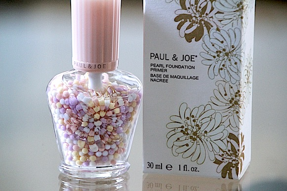 paul & joe base de maquillage nacree bonbon