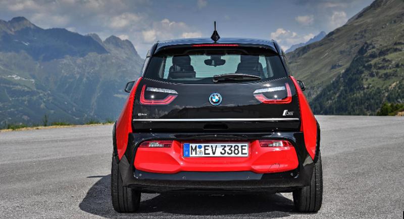 2018 BMW  i3S Sportier EV Review Price