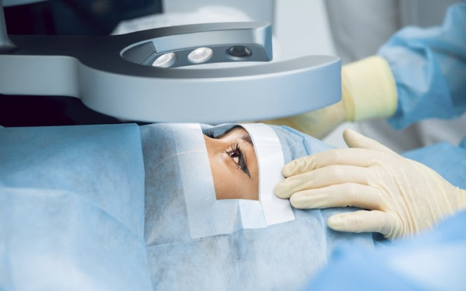 Corrective Eye Surgery Options for the Elderly
