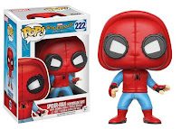 Pop! Movies: Spider-Man Homecoming - Spider-Man (Homemade Suit)