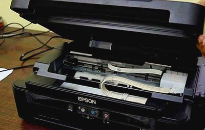 Epson L210 Ink Pad Resetter Download