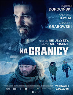 Na granicy (The High Frontier) (2016)