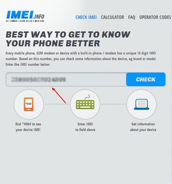 Cara Cek No IMEI Hp Android Secara Online Asli atau Palsu