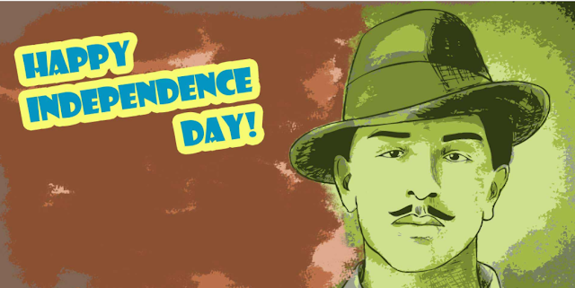 How to draw Independence Day Drawing step by step